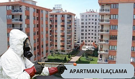 Apartman İlaçlama