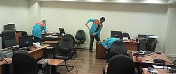 Büro Temizliği